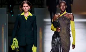 2 ngôi sao của Milan Fashion Week