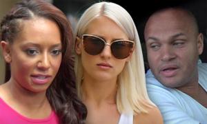 Mel B nổi giận với nhân tình của chồng cũ