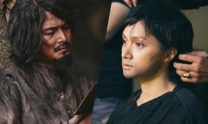 Sao Việt khổ vì hóa trang đóng phim