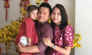 Con gái 3 tuổi của Lam Trường