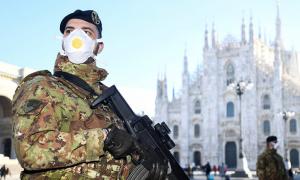 Italy phong tỏa 16 triệu dân