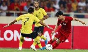 Hoãn trận Việt Nam - Malaysia ở vòng loại World Cup 2022