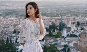 Park Shin Hye bị tát 30 cái trong 'Nấc thang lên thiên đường'