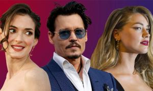 Bạn gái cũ khẳng định Johnny Depp không vũ phu