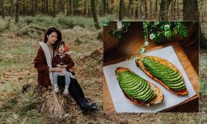 Bữa sáng không lo béo của mẹ Việt ở Đức