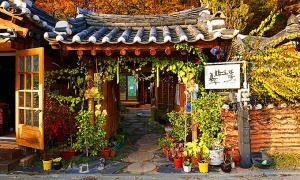 Những ngôi làng đáng yêu ở Hàn Quốc