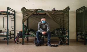 Chàng trai Anh ấn tượng với khu cách ly ở Việt Nam