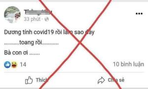Bịa tin mắc Covid-19 trong 'ngày nói dối'