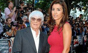 Tỷ phú F1 sắp có con trai ở tuổi 89