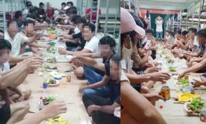 30 người ăn nhậu trong khu cách ly