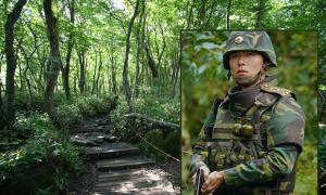 Công viên 'hạ cánh nơi anh' ở Hàn Quốc