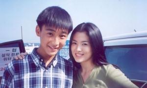 Song Hye Kyo quay phim 20 năm trước