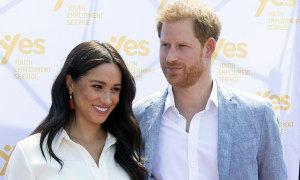 Meghan bị đòi trả lại Harry cho nước Anh