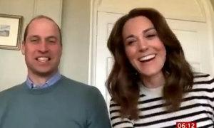 Kate có thể sẽ gọi chúc sinh nhật con trai Meghan