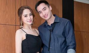 'Chồng Chung Hân Đồng ham chơi'