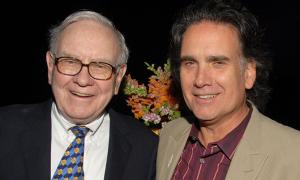 Con trai Warren Buffett bỏ tiền để theo ước mơ
