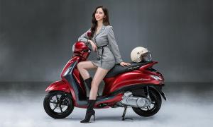 Những ưu điểm giúp xe Yamaha Grande chinh phục phái đẹp