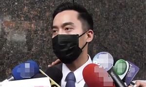 Chồng Chung Hân Đồng: 'Hai năm qua nhiều chua chát'