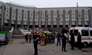 5 bệnh nhân Covid-19 chết cháy