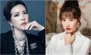 Hoa hậu Thu Hoài bắt lỗi chính tả của Hari Won