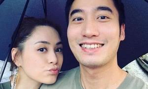 Chung Hân Đồng tổn thương vì hành xử của chồng
