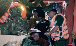 Ngư dân bị điện giật tử vong