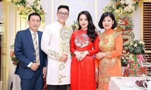Vợ sắp cưới kém 6 tuổi của Đông Hùng