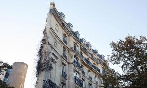 Tòa nhà siêu mỏng ở Paris