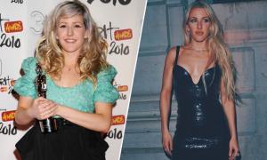 Ellie Goulding nhịn ăn 40 tiếng
