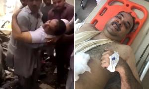 Sống sót thần kỳ trong vụ rơi máy bay Pakistan