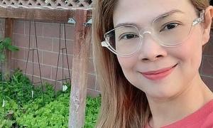 Ảnh sao 24/5: Thanh Thảo khoe rau nhà trồng