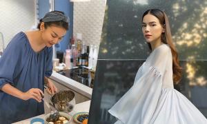 Hồ Ngọc Hà và sao Việt lăng xê váy bầu