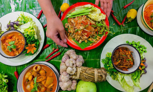Bạn biết gì về ẩm thực các nước Đông Nam Á