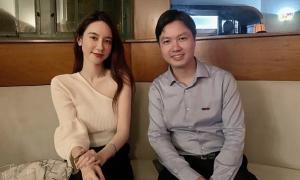 Trương Đại Dịch eo thon giữa tin có bầu với chủ tịch Taobao
