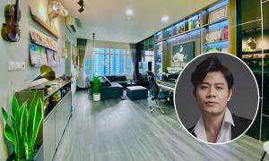 Căn hộ 90 m2 của nhạc sĩ Nguyễn Văn Chung