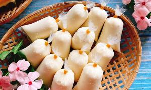 Kem sầu riêng
