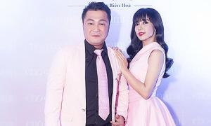 Việt Trinh và Lý Hùng hội ngộ
