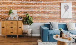 250 triệu đồng cải tạo căn hộ đa phong cách