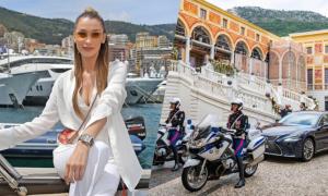 Cuộc sống của giới siêu giàu Monaco