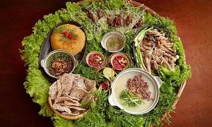 Đủ món chim bổ dưỡng ở nhà hàng của Vũ Thu Phương