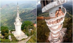 Tháp 'tử thần' ở Sri Lanka