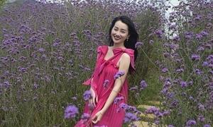 MC Quỳnh Chi tận hưởng cuộc sống độc thân