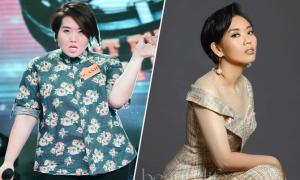 Phương Anh Idol giảm 50 kg nhờ chăm vận động