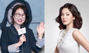 Biên kịch Kim Eun Sook nhận cát-xê ngang Song Hye Kyo