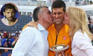 Bố mẹ Djokovic đổ lỗi Dimitrov lây lan nCoV