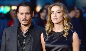 Johnny Depp đòi thuốc lắc trước ngày bị cáo buộc đánh đập vợ