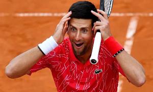 Djokovic bị rủa 'chết đi'