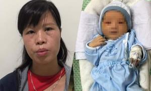 Khởi tố người mẹ bỏ con sơ sinh dưới hố ga