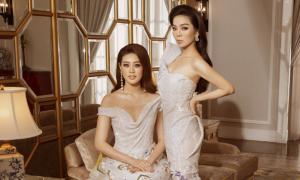 Lệ Quyên đọ sắc hoa hậu Khánh Vân