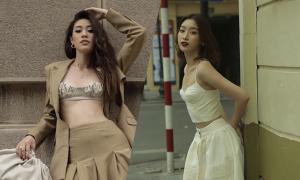 Dàn hoa hậu 'đọ' street style mùa hè